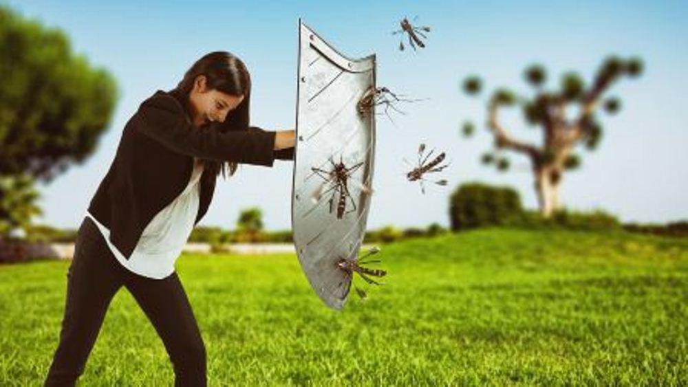 средство от укусов комаров в домашних условиях
